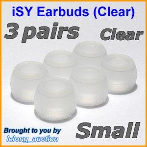 Small Replacement Ear Buds Tips for Skullcandy Asym TiTan FMJ Smokin INKD Riot Holua Striker @C