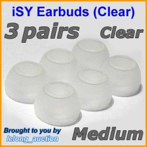 Medium Ear Buds Caps Tips for Philips SHE9500 SHE9550 SHE9700 SHE9800 SHN2500 In-Ear Headphones @C