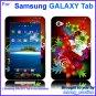 "Vinyl Skin Sticker Art Decal Assorted Flower Design for Samsung GALAXY Tab 7"" 7-inch Tablet"