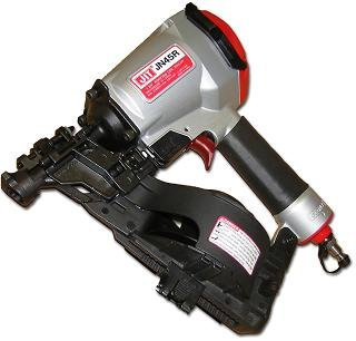 (1) JN45R Roofing Coil Nail Gun