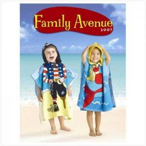#70702 2007 Spring Family Avenue Catalog