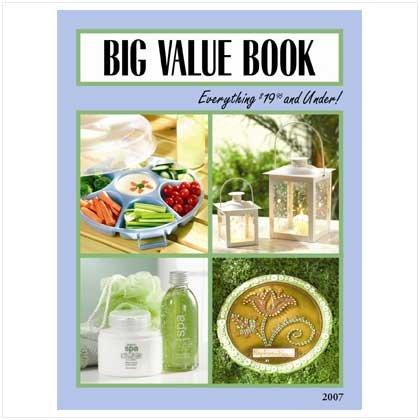 #70704 2007 Spring Big Value Book