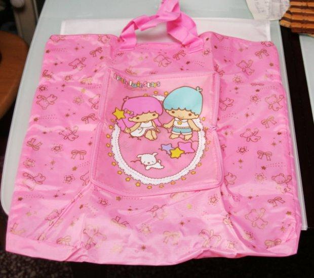 Twins Star shopping bag