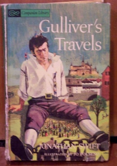 Gulliver's Travels / Treasure Island, Jonathan Swift / Robert Louis Stevenson