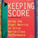 Keeping Score, Mark Graham Brown