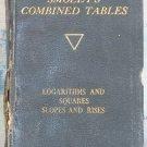 Smoley's Combined Tables, C.K. Smoley