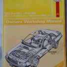 HaynesRenault Fuego Owners Workshop Manual 1982 thru 1984