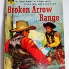 Broken Arrow Range, Tom W. Blackburn