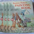 Beatrix Potter's Painting Books, Outline Pictures from the Peter Rabbit Books