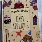 Wonder-Under Book of Easy Applique