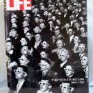 LIFE THE SECOND DECADE 1946-1955 BIG PICTURE BOOK GREAT CONDITION BOOK FOR THE COFFEE TABLE
