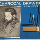 CHARCOAL DRAWING FRANCIS J. MEYERS 1964 PAPERBACK