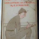 Dere Mable Love Letters of a Rookie, E. Streeter