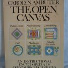 The Open Canvas by Carolyn Ambuter