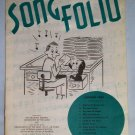 Armed Forces Song Folio, The Adjutant General Department of the Army, Copyright 1951