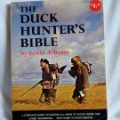 The Duck Hunter's Bible, Erwin A. Bauer, Copyright 1965