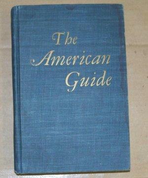 The American Guide, Henry G. Alsberg