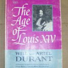 The Story of Civilization VIII The Age of Louis XIV, Will & Ariel Durrant