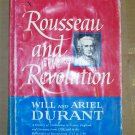 The Story of Civilization X, Rousseau and Revolution, Will & Ariel Durrant