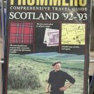 Frommer's Comprehensive Travel Guide : Scotland 1992-1993