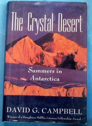 The Crystal Desert, David G. Campbell