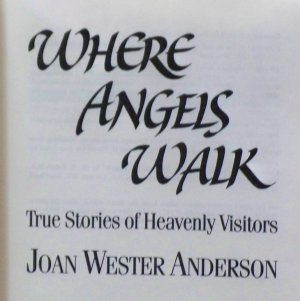 Where Angels Walk, Joan Wester Anderson