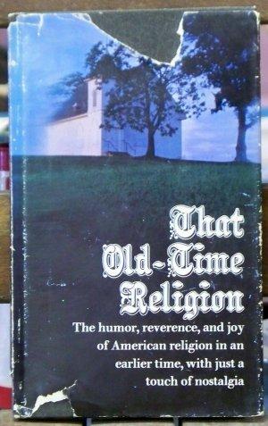 That Old-Time Religion, Hallmark