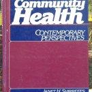Community Health, Student Book, Janet H. Shirreffs