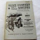 Game Cookery Recipes 96 XIXth Century Delmonico's Restaurant Eugene L. Conrotto