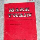 Mark Twain by Frank Baldanza