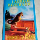 Hounded to Death by Laurien Berenson
