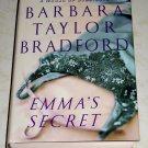 Emma's Secret by Barbara Taylor Bradford, Large Print Edition