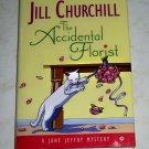 The Accidental Florist by Jill Churchill