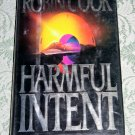 Harmful Intent by Robin Cook (E2)