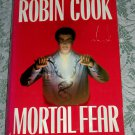 Mortal Fear by Robin Cook (E2)