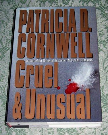 Cruel & Unusual by Patricia D. Cornwell