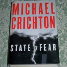 State of Fear by Michael Crichton, First Edition