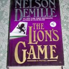 The Lion's Game by Nelson Demille, First Printing