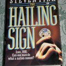The Hailing Sign by Steven Fink, First Edition