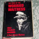 The Case of the Worried Waitress by Erle Stanley Gardner