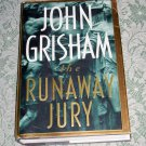 The Runaway Jury by John Grisham, First Edition (E1)