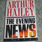 The Evening News by Arthur Hailey, First Edition