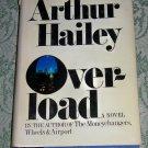Overload by Arthur Hailey, Book Club Edition