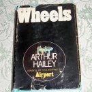 Wheels by Arthur Hailey, Book Club Edition