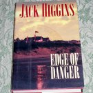 Edge of Danger by Jack Higgins (E1)