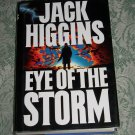 Eye of the Storm by Jack Higgins