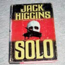 Solo by Jack Higgins