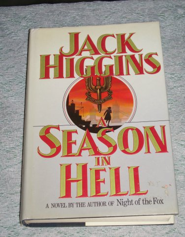 A Season in Hell by Jack Higgins (E1)
