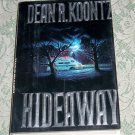 Hideaway by Dean R. Koontz (E1) our first copy see description