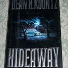 Hideaway by Dean R. Koontz (E2) our second copy see description thanks